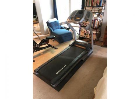 Treadmill Bowflex series 7