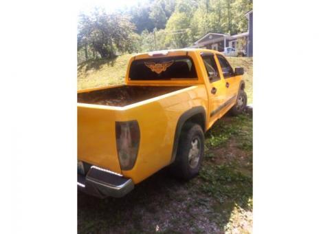 2005 Chevy Colorado LS 4WD