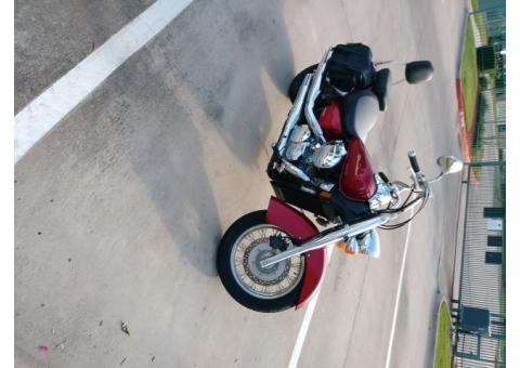 Honda Shadow VT750