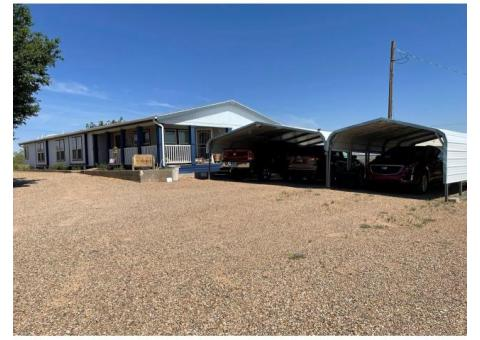 4 bedroom, 2.5 bath on 1 acre for sale by owner